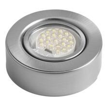 Metal Surface 21 LED Downlight Undershelf - Steel