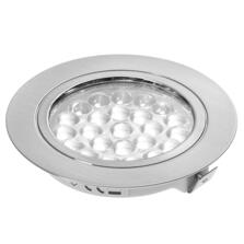 Recessed 24 LED Round Downlight - 24V LED Optical
