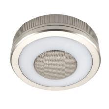 LED Illuminated Bluetooth Speaker Light
