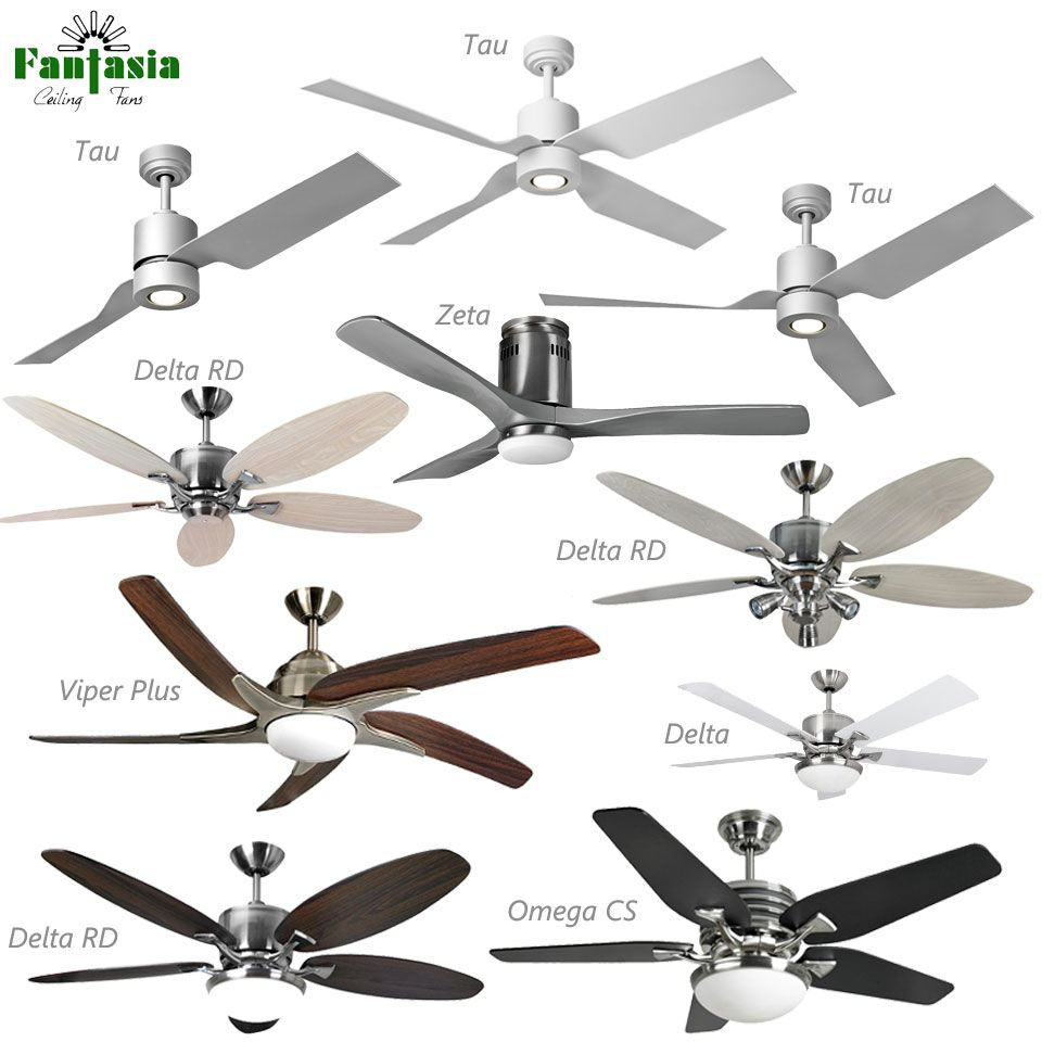 Latest ceiling fan additions for 2014