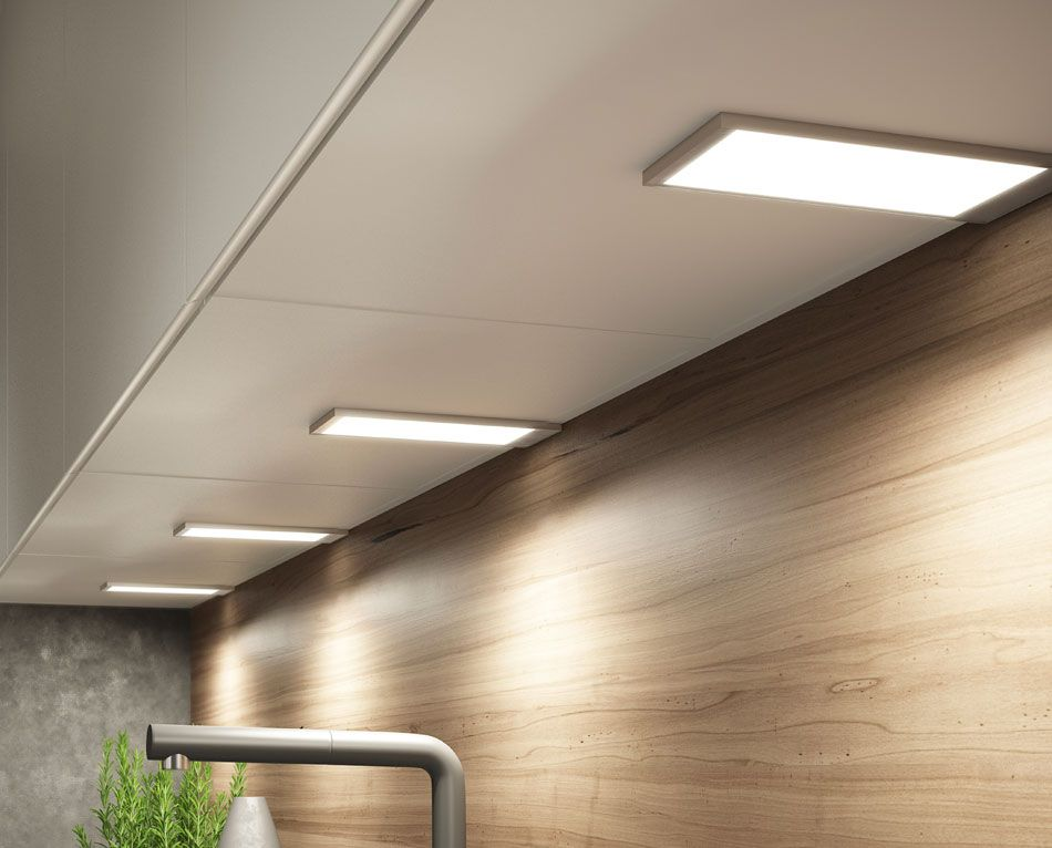 PAD2 LED Under Cabinet Lighting