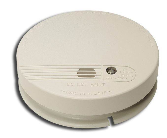 Smoke Alarms Heat and Carbon Monoxide Detectors : Electrical Accessories