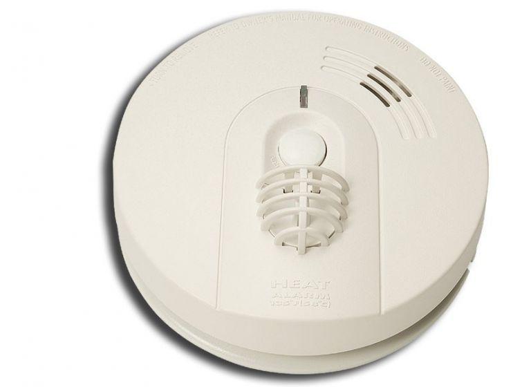Smoke Alarms Heat And Carbon Monoxide Detectors