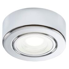 240v 2w LED Chrome Kitchen Undercabinet Light