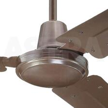 "Westinghouse Wengue Ceiling Fan - Chrome Beech/Wengue - 56"" Espresso"
