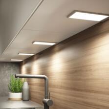 Pad 2 LED Under Cabinet Light 3.5w - Warm white single light