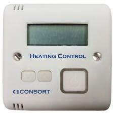 Consort SLVT Digital Thermostat & Run Back Timer