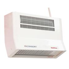 Consort White Electric Bathroom Heater - 2kW