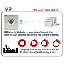 Consort SLPB Wireless Run Back Timer & Thermostat - On/Off