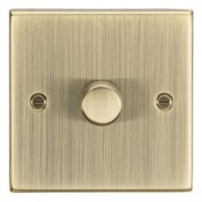 Antique Brass Dimmer Light Switch