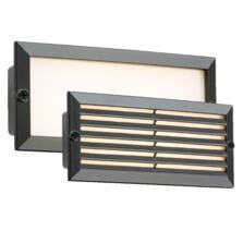 Black LED Brick Light