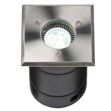 Square IP67 100mm Walk / Drive Over Ground Light