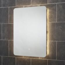 Reagan LED Backlit Mirror - Colour Switchable 800mm x 600mm