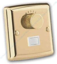 Westinghouse Ceiling Fan Wall Control/Switch-Brass