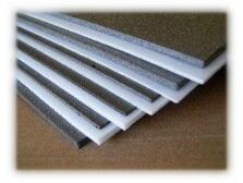 Depron Insulation Board for Under Laminate  - 1250mm x 800mm x 6mm