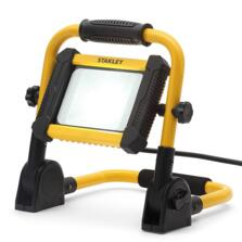 Folding LED Portable Work Site FloodLight