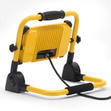 Folding LED Portable Work Site FloodLight - 10W