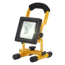 Rechargeable Portable LED Work Site Flood Light