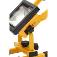 Rechargeable Portable LED Work Site Flood Light	 - 10W