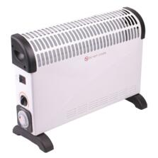 Manrose 2kw Convector Heater With Timer