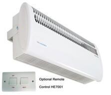 Consort Over Door Heater - High Level Fan Heater