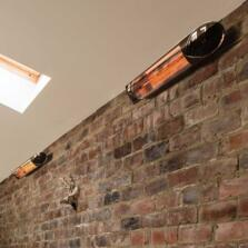 Wall Mounted Electric Remote Patio Heater 2kw - STOCK AVAILABLE MID MAY PRE-ORDER NOW