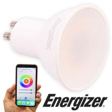GU10 Smart Wifi Lamp 5w Colour Changing - Pack of 1