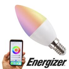 SES Candle Smart Wifi Lamp 5w Colour Changing