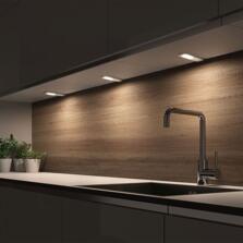 Ark LED Under Cabinet Light 2.5W - Cool white single light