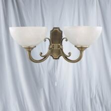 Windsor Wall Light - 2 Light 3772-2AB