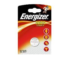 CR2025 Coin Battery - Energizer Electronic Cell