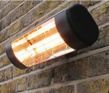 Consort Weatherproof Quartz Heater - 1.5kW Outdoor