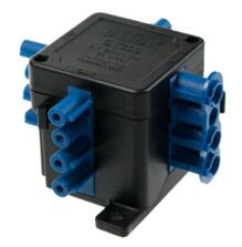Click CT300 4 Pin Flow Hub Junction Box  - 20A 3 Pin  Standard