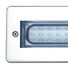 Enzo LED Slim Bricklight - Outdoor LED Light - Brick Light with White LEDs