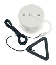 2 Way Pull Switch 10AX - Part M Compliant