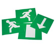 Legend Kit For Emergency Lighting