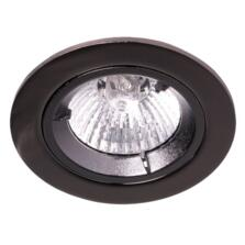 Black Nickel Fire-Rated Downlight IP20 Fixed - Fitting Only