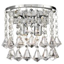 Hanna Wall Light -2 Light 3302-2CC