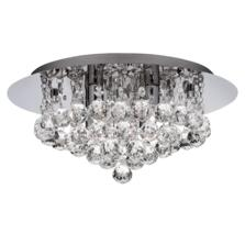 Hanna Ceiling Light - 4 Light Flush 3404-4CC
