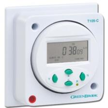 Electronic Socket Box Timer - 7 Day
