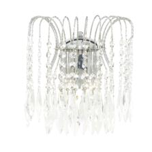 Waterfall Crystal Wall Light - 2 Light 4172-2