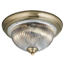 Flush Ceiling Light - 2 Light Flush 4370