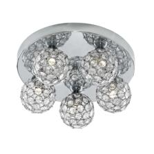 Bellis II Flush Ceiling Light - 5 Light 5075-5CC