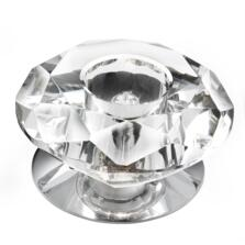 Halogen Downlight - Diamond Shaped Glass 5156CC