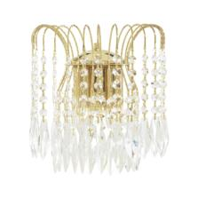 Waterfall Crystal Wall Light - 2 Light 5172-2