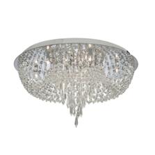 Bijoux Crystal Ceiling Light - 10 Light 5541CC