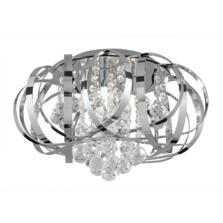 Tilly Semi-Flush Ceiling Light - 3 Light 5973-3CC