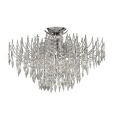 Waterfall Crystal Ceiling Light - 4 Light 6134-4CC