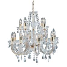 Marie Therese Chandelier - 12 Light Crystal 699-12