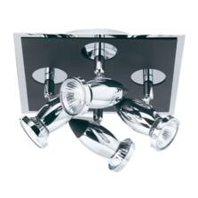 Comet Spotlight - 4 Light Halogen Square 7494